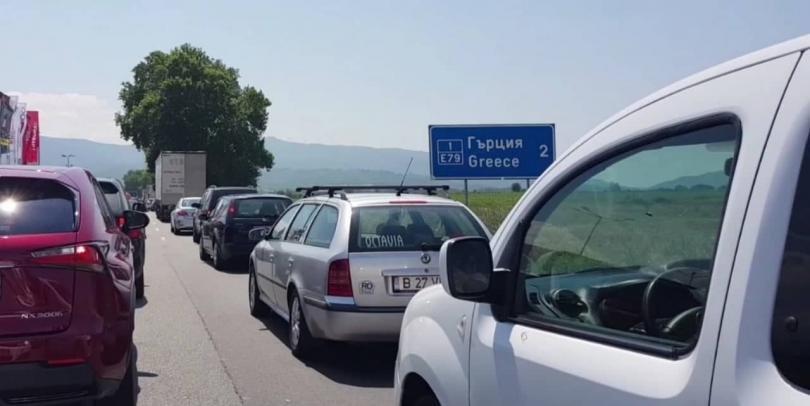 Контролът за влизане в Гърция