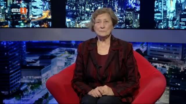 Нешка Робева - гост в БНТ на 60