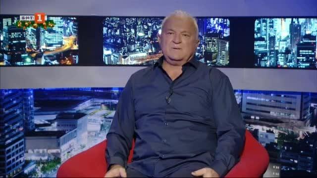Сашо Диков и Михаела Филева в БНТ на 60