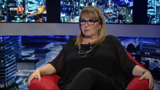 Маргарита Хранова и Йордан Йовчев