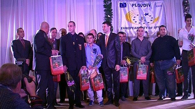 Сенсей Валери Димитров стана Спортист на Пловдив за 2013 година