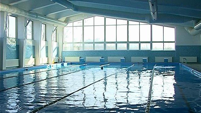 Нов плувен басейн в Пловдив