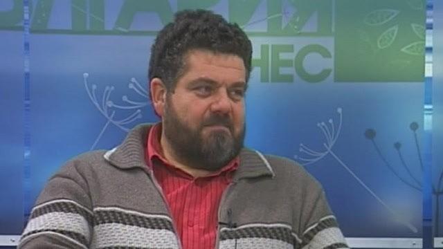 Виктор Бойчев - новият административен директор на Народния театър Иван Вазов