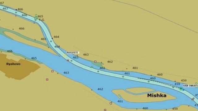 Представят системата БУЛРИС за подобряване условията за корабоплаване по река Дунав