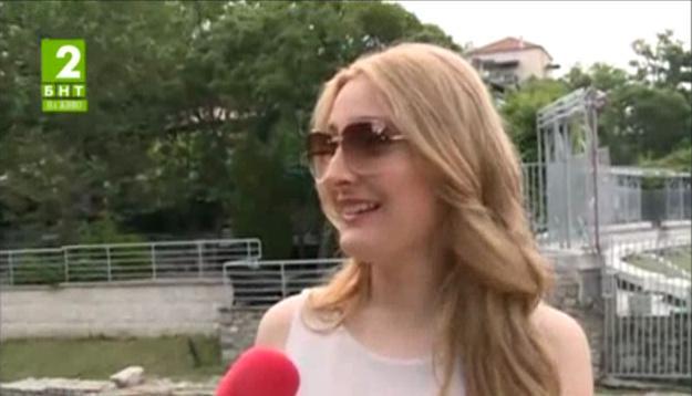 Любимите места в Пловдив на певицата Богдана Петрова