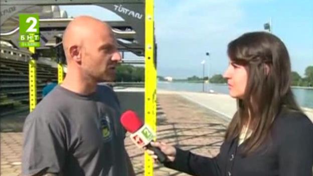 Бивши парашутисти се тестват в Мърф предизвикателство в Пловдив