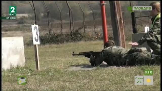 61-ва Стрямска механизирана бригада в Карлово набира военнослужещи