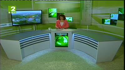 България 19:30 - новините на БНТ2, 19 май 2013