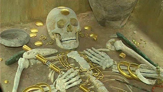 Българските земи преди 8 000 години