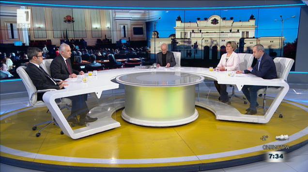 Борбата с корупцията - позициите на парламентарните партии