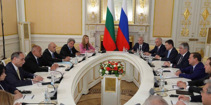 След срещата в Москва – говори вицепремиерът Томислав Дончев