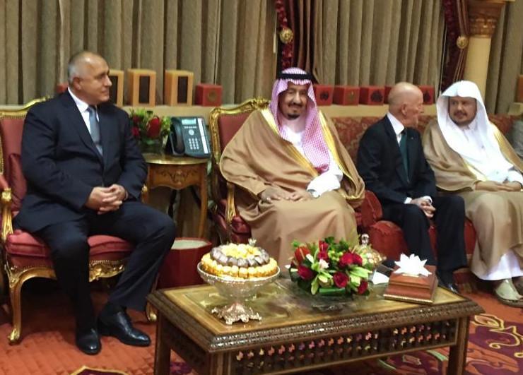 Резултати от правителственото посещение в Саудитска Арабия