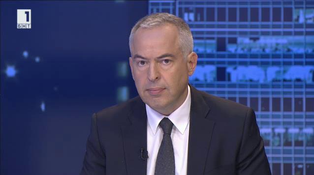 Третото начало - вицепремиерът Томислав Дончев в Панорама