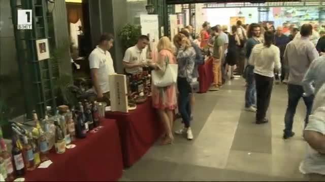 VI-и Балкански винен фестивал в София