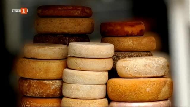 По пътя на сиренето у нас и във Франция