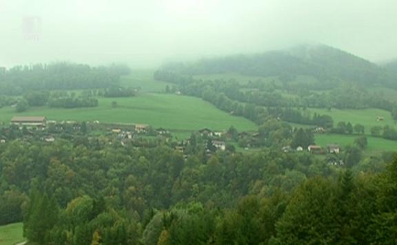 30.11.2013: Районът на най-прочутото швейцарско сирене