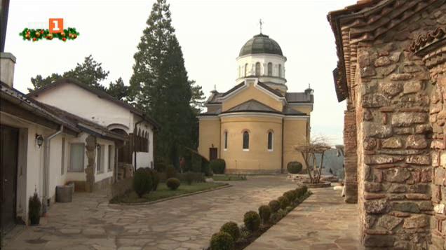 Манастирските имоти