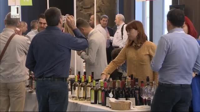Седмият годишен парад на българското вино