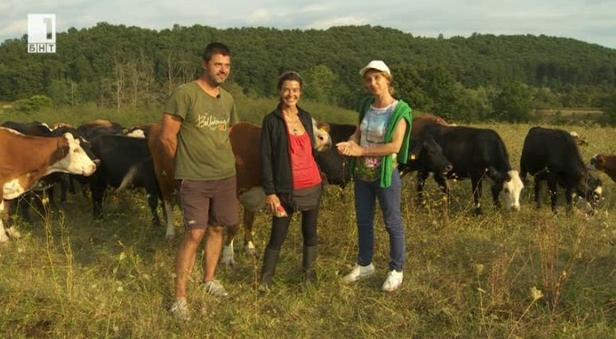 Млади хора от града инвестират в земеделие в Северозападна България