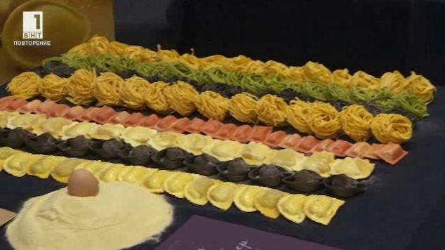 Италианско изложение на храна и вино La Dolce Vita