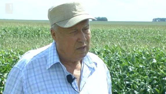 Фермерът Димитър Катранджиев