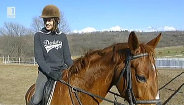 На Тодоровден в конната база в Арбанаси