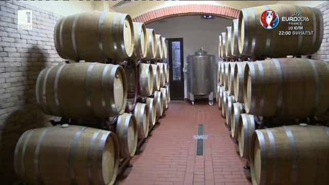Традициите в производството на вино в Мелник