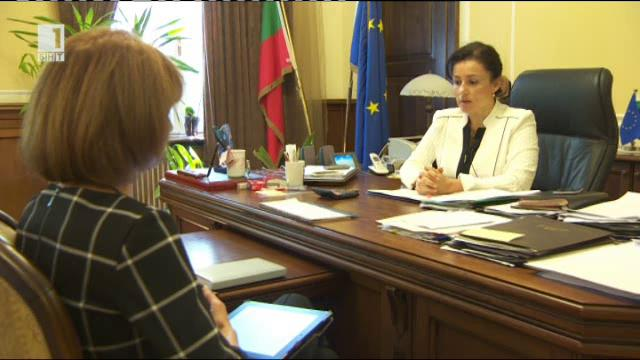 Министър Танева за ветеринарната система в България