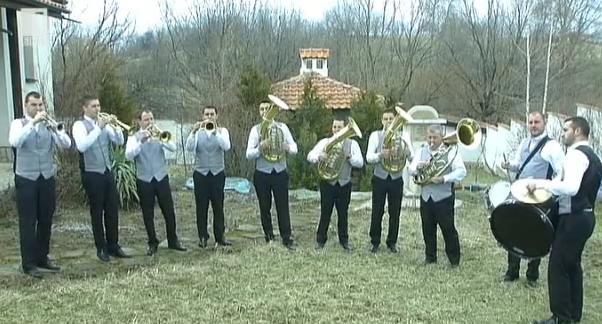Среща с музикантите от Етрополската духова музика
