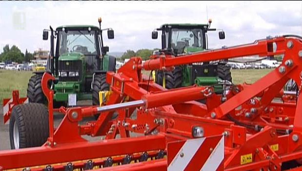 Лъскави машини и мрачни размисли за пазара на земеделска техника от БАТА АГРО