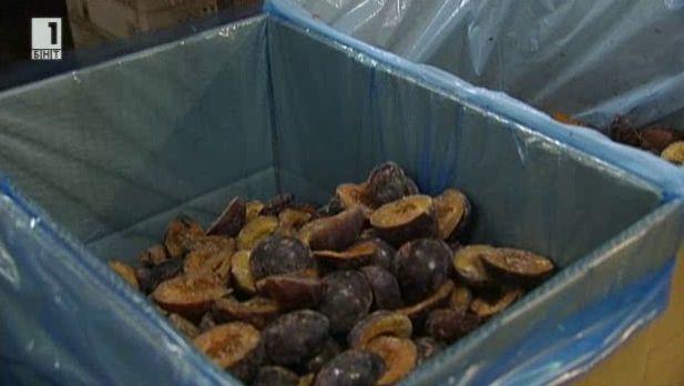 Какво се случва на пазара със замразени плодове и зеленчуци в Македония