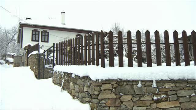 Зимното лице на селския туризъм в България