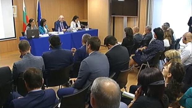 Срещи на еврокомисар Хоган в София