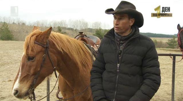 На Тодоровден в конна база