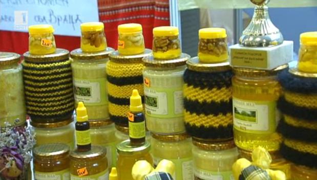 Пчеларско изложение в Плевен