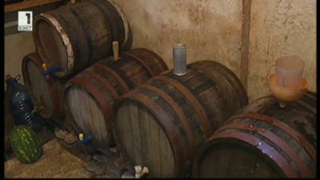 Вино от Ивайловград