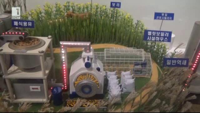 Колко далече е Южна Корея в производството на биогориво от земеделски суровини