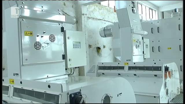 България с най-модерното предприятие за преработка на ориз в Европа
