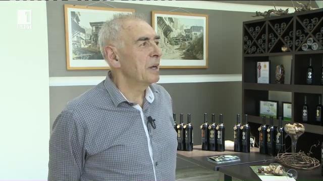 За виното от долината на река Струма