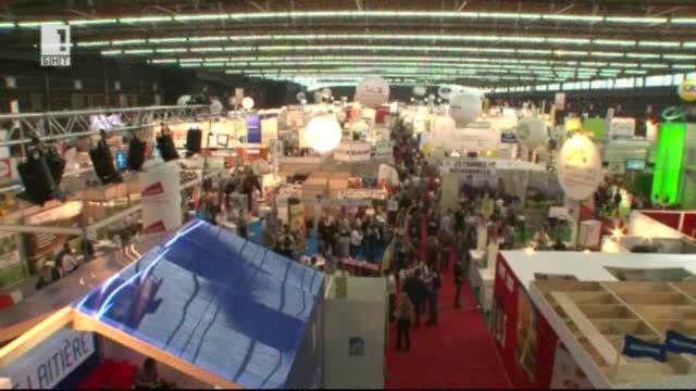 Най-голямото Европейско изложение по животновъдство във Франция и българското участие в него