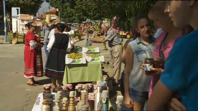 Фестивал на гроздето и виното в Брестовица