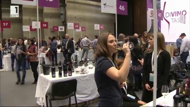 Шести форум на българското вино DiVino. Taste 2016