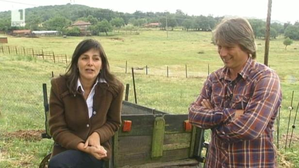 Бети и Ники - щастливи на село