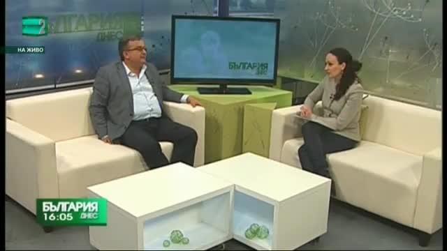 България днес – 20.04.2017 – излъчване от Пловдив