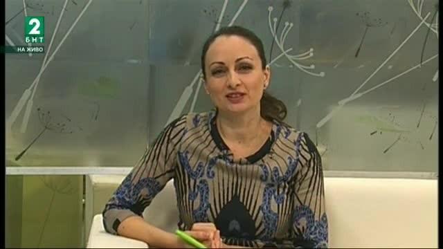България днес, 25.01.2018 - излъчване от Пловдив
