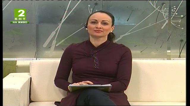 България днес – 19 февруари 2015: излъчване от Пловдив