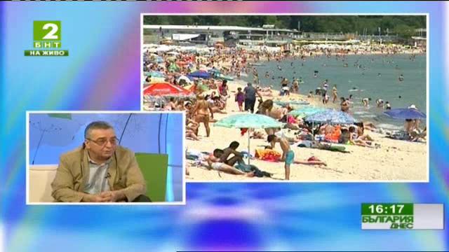 Осигурени ли са медицински грижи за плажуващите във Варна?