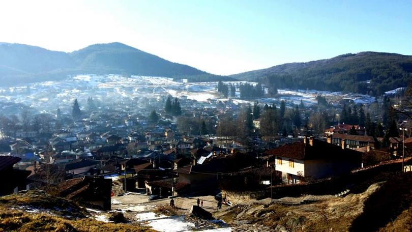 България от край до край - хората от Балкана