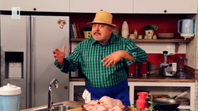 """""""Бързо, лесно, вкусно - 30 септември 2014: Пиле Коломбо"""