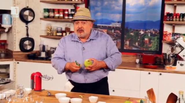 Бързо, лесно, вкусно - 1 октомври 2014: Меден кейк с круши